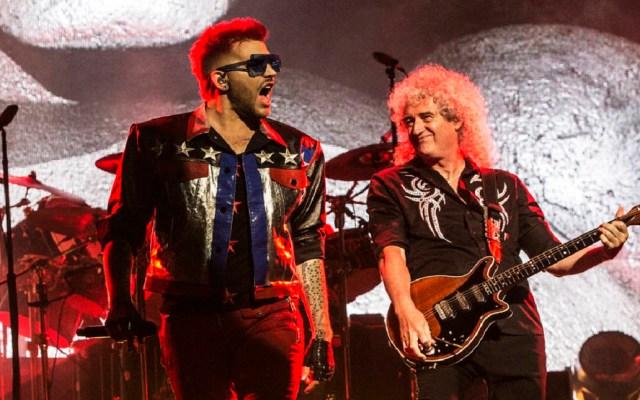 Queen tocará junto Adam Lambert en los Premios Oscar - Queen + Adam Lambert. Foto de thegalleria.eu