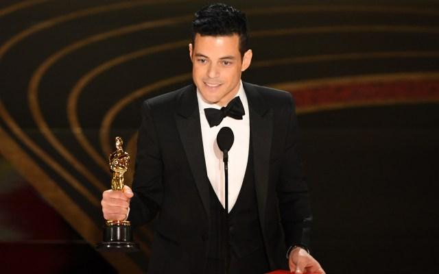 """Rami Malek, Óscar a Mejor Actor por """"Bohemian Rhapsody"""" - Rami Malek, Óscar al Mejor Actor"""