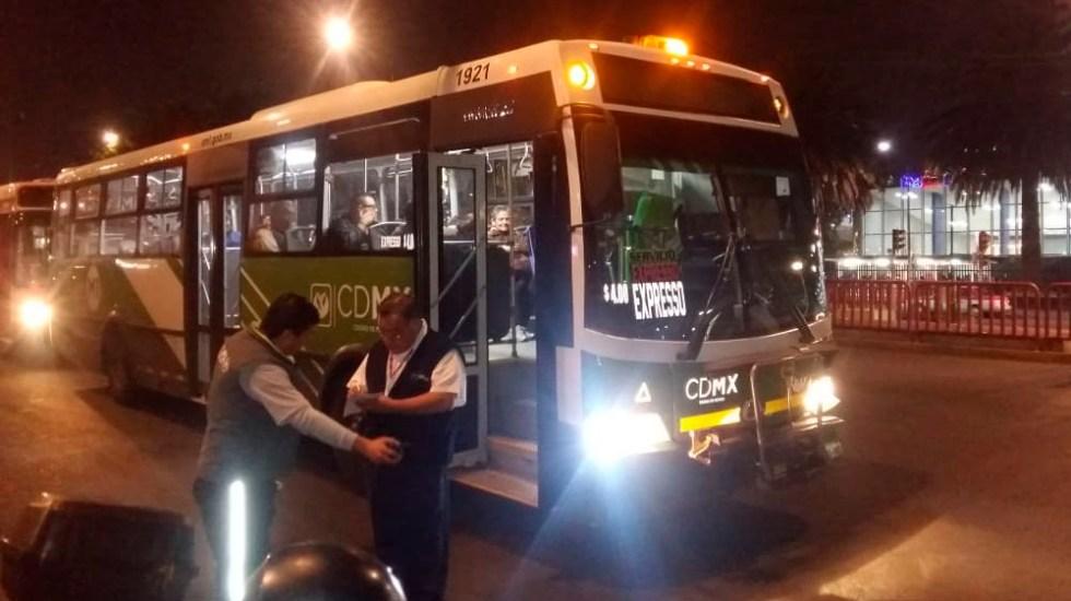 Comprarán 800 autobuses de RTP durante el sexenio - Foto de @RTP_CiudadDeMex