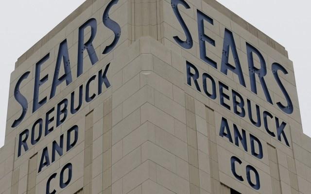 Sears se salva de la quiebra - Foto de AP