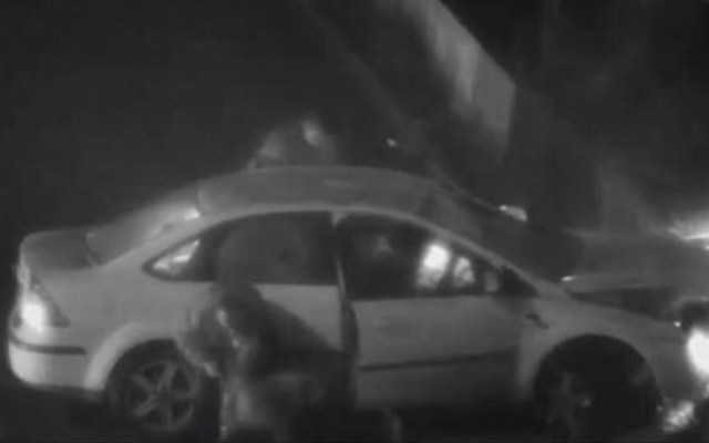 Caen tres presuntos secuestradores y rescatan a víctima en Ecatepec - Foto de SS Edomex