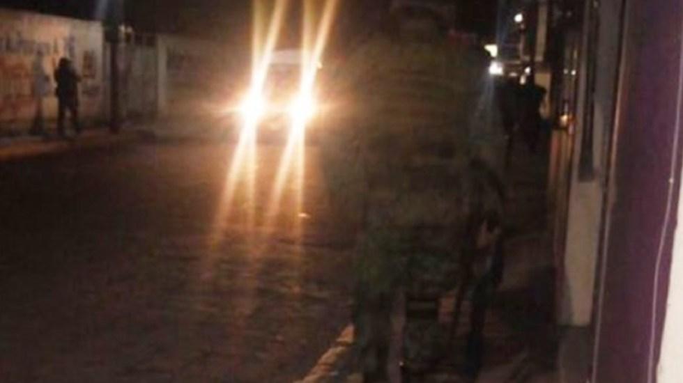 Secuestran a comandante de policía en Puebla - secuestro comandante puebla acatzingo