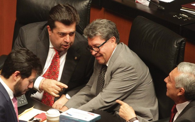 Senado aprueba a 11 de 12 candidatos para integrar la CRE - Foto de Notimex
