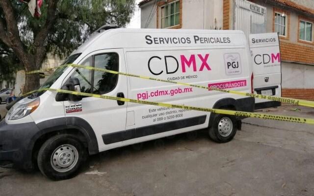 Hallan cadáver putrefacto en inmueble de la Cuauhtémoc - Servicios periciales de la CDMX. Foto de Milenio