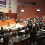 Análisis en Comisiones del Senado de minuta sobre la Guardia Nacional - Foto de Notimex