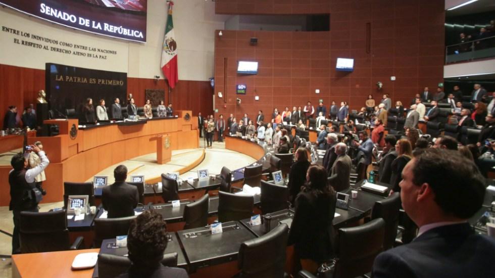 Senado recibe propuestas para fiscales Electoral y Anticorrupción - Foto de Notimex