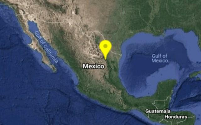 Sismo magnitud 4.2 sacude Nuevo León - sismo ciudad allende nuevo león
