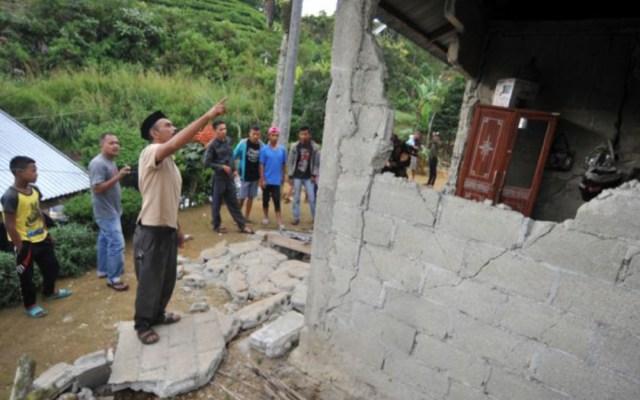 Sismo en Sumatra deja al menos 48 heridos - sismo indonesia heridos