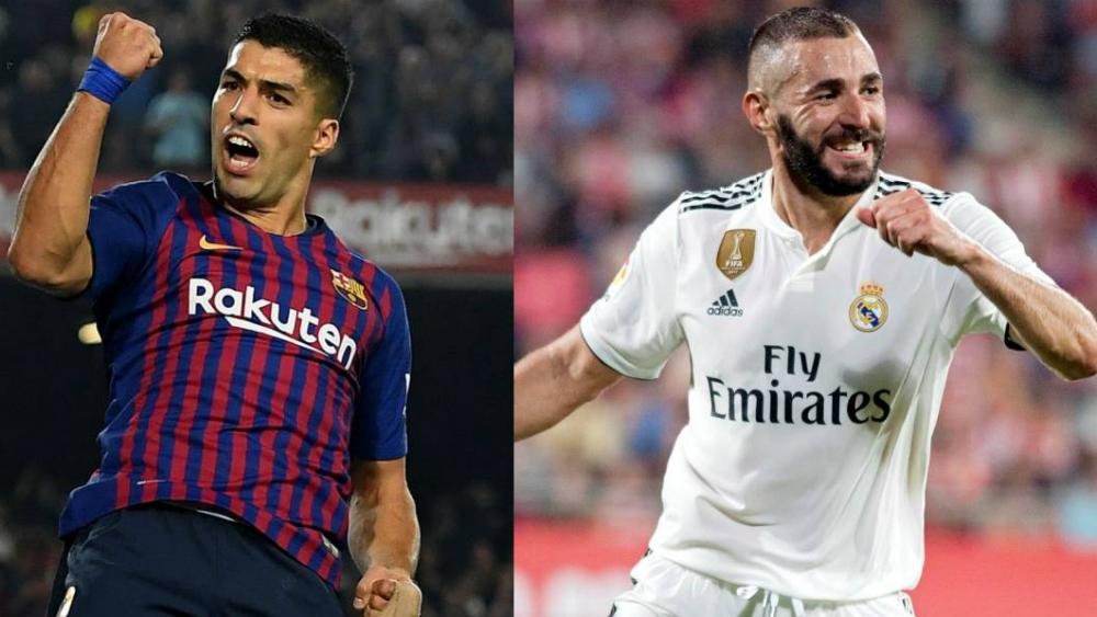 ¿Dónde puedes ver el Barcelona vs Real Madrid de Copa del Rey? - Foto de Getty Images y EFE