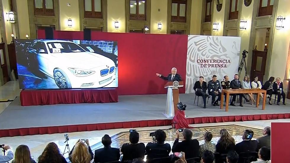 ¡Se va el primero! Venden Audi A8 en la subasta del gobierno