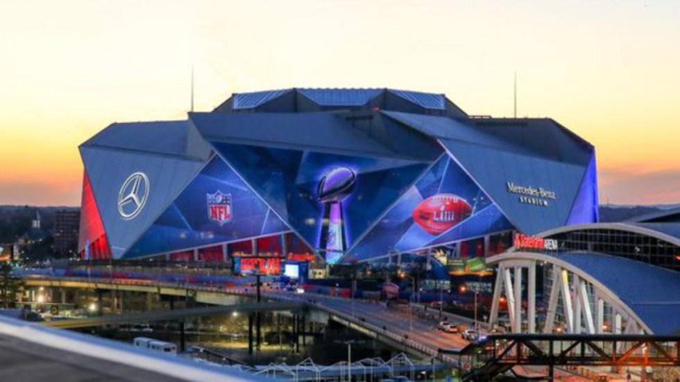 Super Bowl dejará derrama de 680 millones de pesos en Ciudad de México - super bowl derrama económica méxico