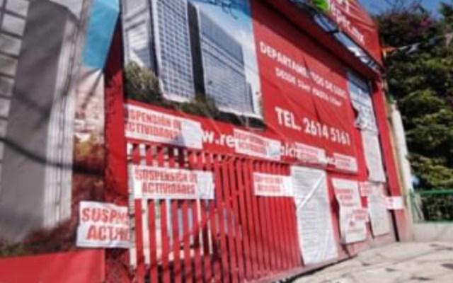 Suspenden 14 obras irregulares en Ciudad de México - suspenden 14 obras irregulares en ciudad de méxico