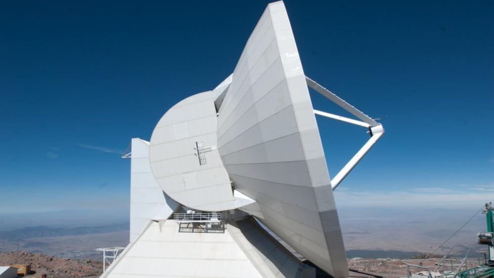 Telescopio y observatorio en Puebla disminuyen actividades por inseguridad - Foto de @inaoe_mx