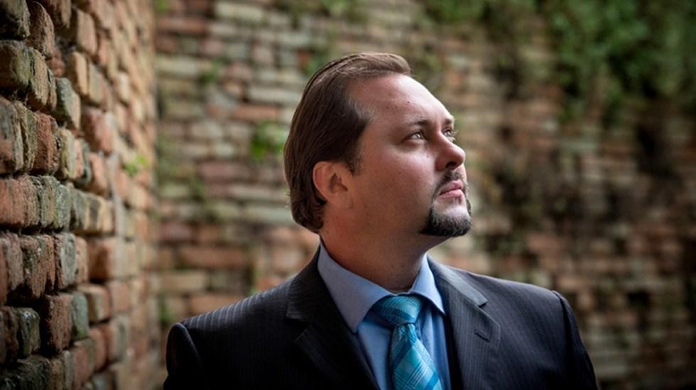 Tenor Mauricio Trejo interpretará a Wagner en Nueva York - Foto de Milenio