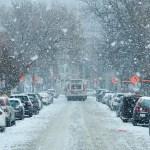 Alertan por nueva tormenta invernal en Washington - Tormenta invernal en Washington. Foto de @Winvale
