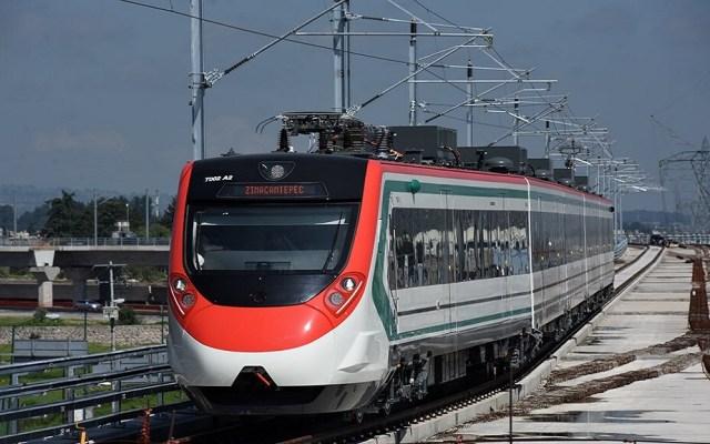 Reinician trabajos del Tren Interurbano México-Toluca - Tren Interurbano México-Toluca. Foto de Notimex
