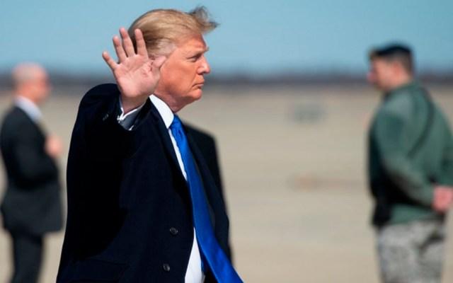 Trump acusa a demócratas del mayor abuso de poder en EE.UU. - Foto de AFP