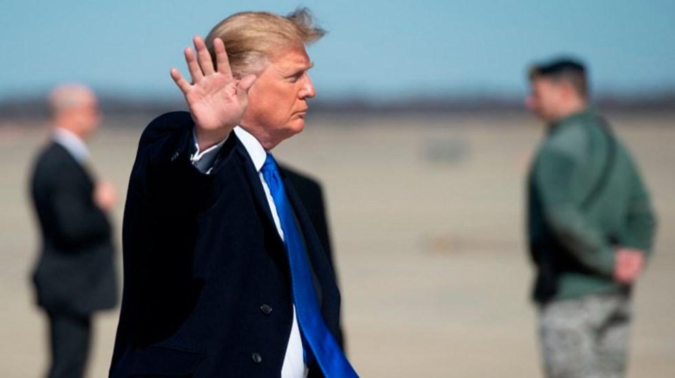 Trump ordena suspensión de los Boeing 737 MAX 8 y MAX 9 en EE.UU. - Foto de AFP