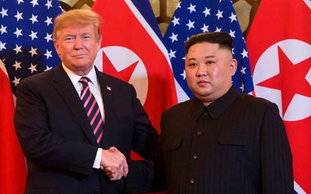 Inicia segunda cumbre entre Donald Trump y Kim Jong-un en Vietnam - Foto de AFP