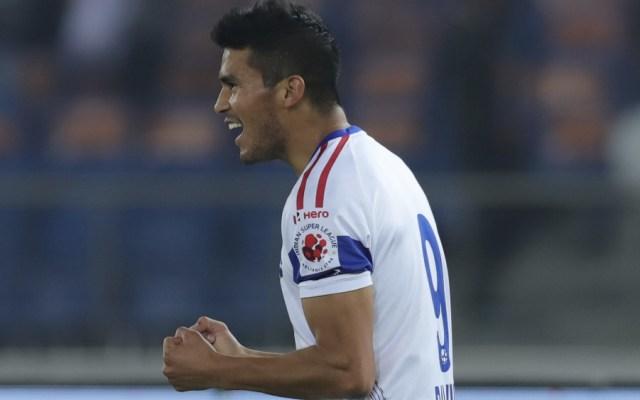 Ulises Dávila anotó con el Delhi Dynamos de la India - Dávila