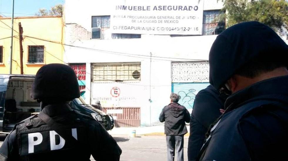 Ubican a integrante de La Unión Tepito encargado de invadir predios - Foto de Milenio