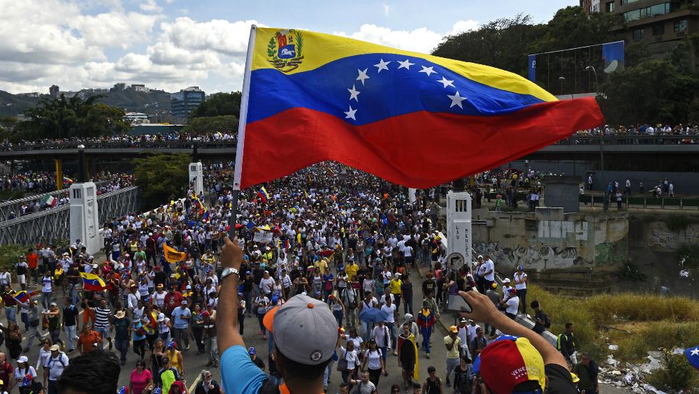 Ecuador aboga por llamado a elecciones en Venezuela - Foto de AFP