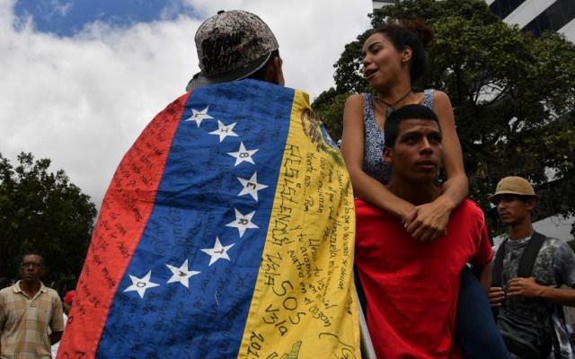 Italia no reconoce a Guaidó y pide nuevas elecciones en Venezuela - Foto de AFP