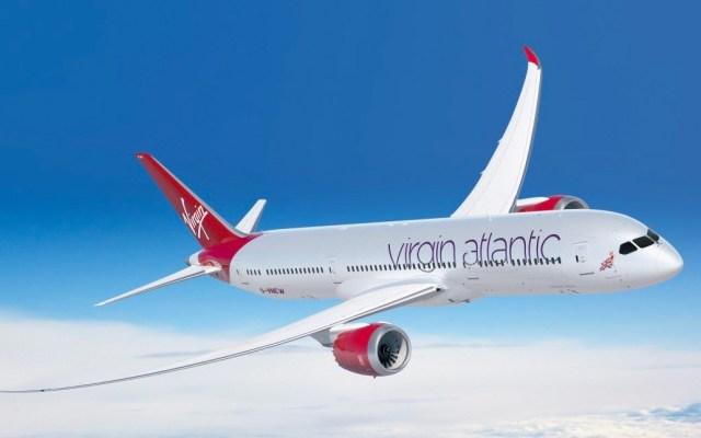 #Video Avión comercial rompe la barrera del sonido - Foto de Virgin
