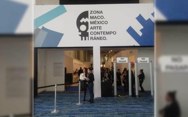 Arranca Zona Maco 2019, la feria de arte más importante de Latinoamérica - Foto de Zona Maco.
