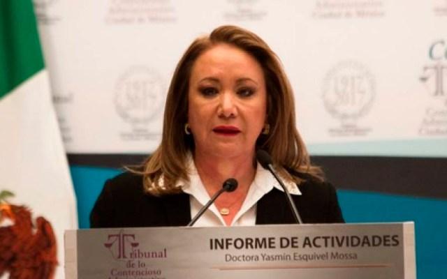 Esposa de Riobóo pide a legisladores votar sin prejuicios - Foto Especial