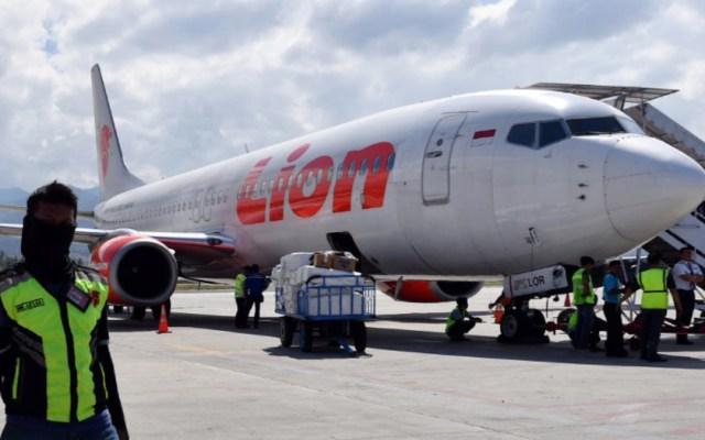 Piloto de Boeing 737 de Indonesia leyó el manual antes de estrellarse en el mar - avion lion air manual