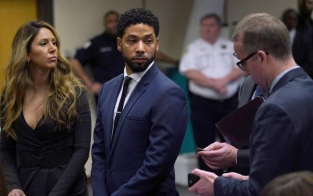 Retiran cargos contra Jussie Smollett, acusado de fingir ataque racista - jussie smollett cargos ataque racista