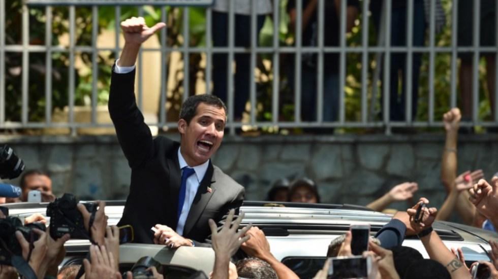 Contraloría de Venezuela inhabilita a Guaidó - inhabilitación juan guaidó
