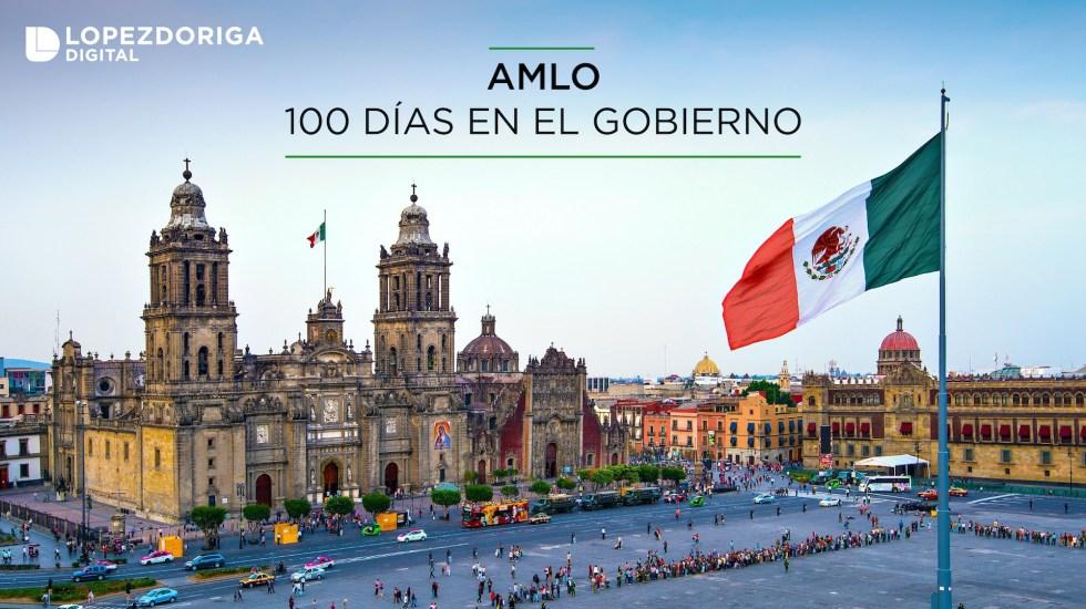 Informe a 100 días de Gobierno de AMLO