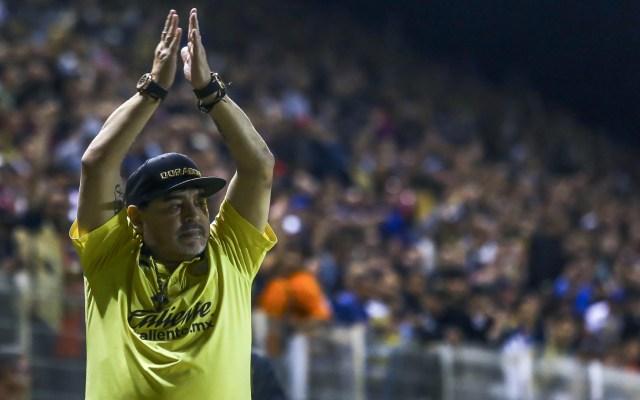 Maradona critica a argentinos que podrían jugar con otras selecciones - maradona argentinos naturalizados