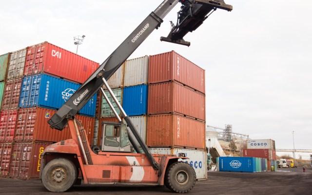 México registra superávit comercial de 3 mil 392 mdd ante caída de importaciones - Exportaciones de México