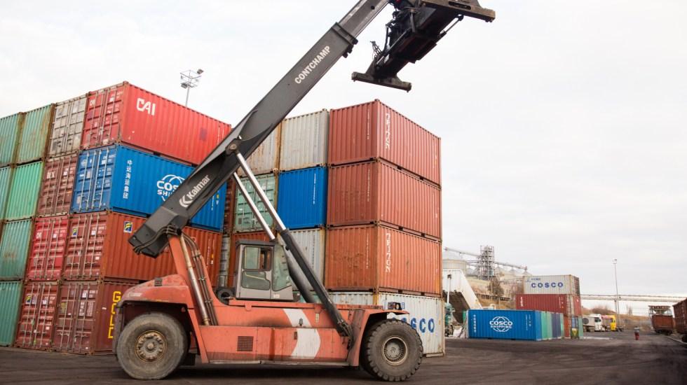 Cinco estados acaparan más de la mitad de las exportaciones del país - Exportaciones de México