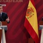AMLO pide a España que se disculpe por abusos en conquista - Foto de Notimex/Arturo Monroy
