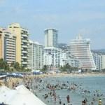 Gobierno destinará mil 200 mdp para mejoramiento urbano de Acapulco - Acapulco, Guerrero. Foto de Notimex