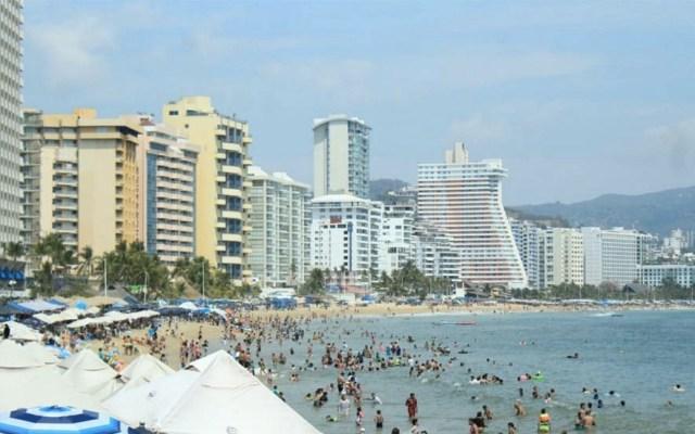 Todo listo para el inicio del Tianguis Turístico: Sectur - Acapulco, Guerrero. Foto de Notimex