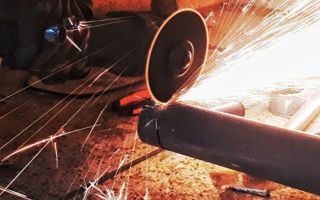 Industria siderúrgica perdió 400 mdd por arancel de EE.UU. - Foto de Karan Bhatia para Unsplash