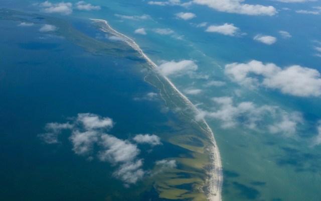 Datos por el Día Mundial del Agua - Cancún. Foto de Alexandra Nicolae.