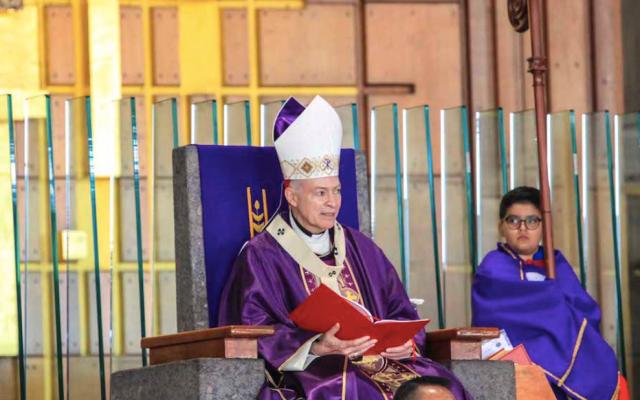 Hay políticos que no han entendido su misión como servidores: Arquidiócesis - Foto de Siame