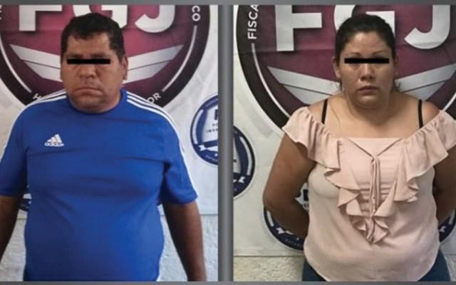 Detienen a exalcalde acusado de extorsión - Foto de Fiscalía del Estado de México