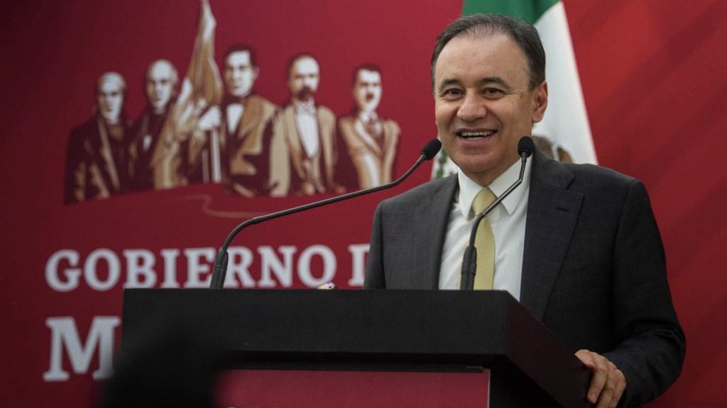 Bajo control la situación en Guanajuato y Veracruz: Alfonso Durazo. Noticias en tiempo real