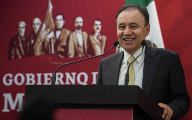 Bajo control la situación en Guanajuato y Veracruz: Alfonso Durazo - Alfonso Durazo. Foto de Notimex