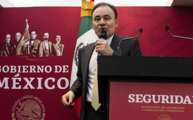 Corrupción se ha administrado históricamente desde Los Pinos: Durazo - Foto de Notimex