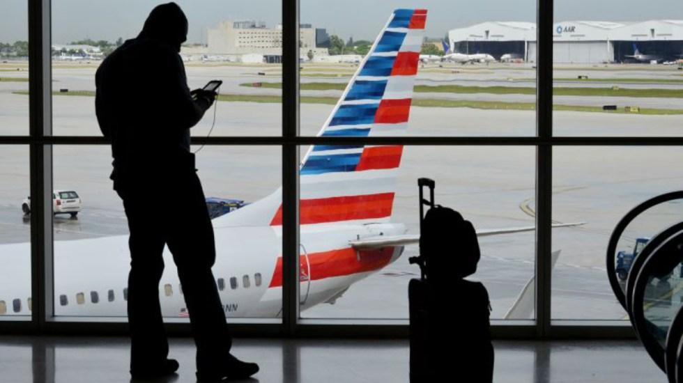 American Airlines suspende vuelos a Venezuela - American Airlines suspende vuelos a venezuela