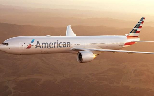 American Airlines suspende indefinidamente los vuelos a Venezuela - Foto de American Airlines