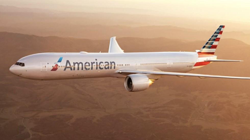 American Airlines ampliará operaciones en Cuba pese a sanciones de Trump - Foto de American Airlines